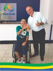 Guilherme Costa e Alexsander Hammerschmidt